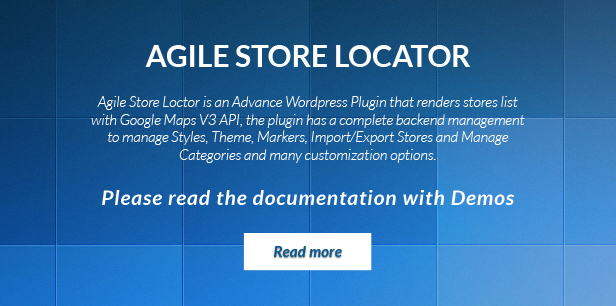 Store Locator (Google Maps) For WordPress - 4