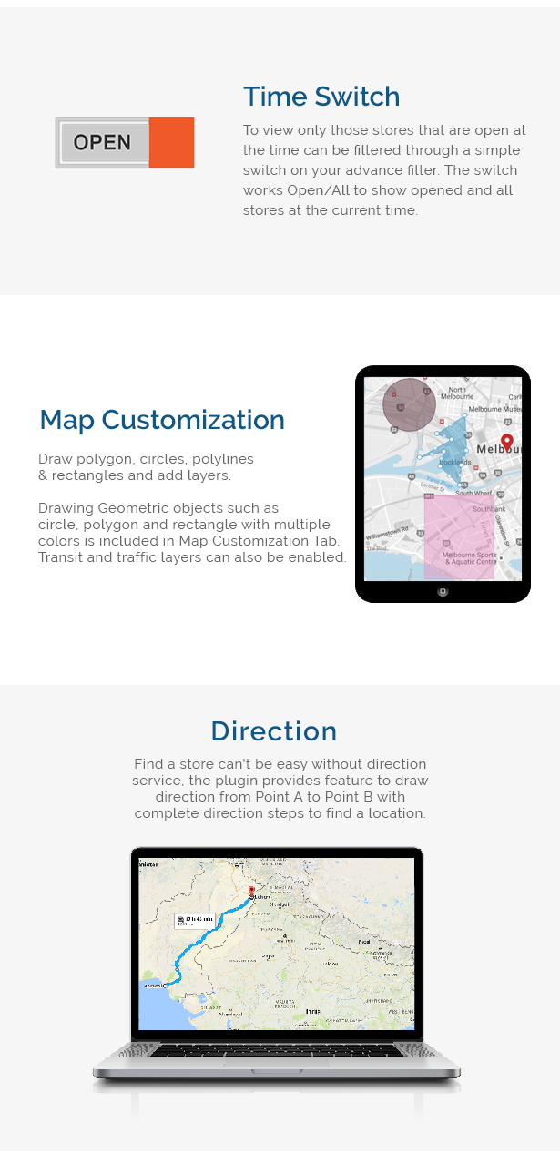 Store Locator (Google Maps) For WordPress - 9