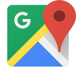 how to draw a map in google maps